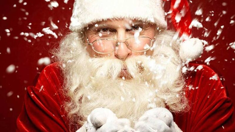 Babbo Natale Questanno Verra Filastrocca.Arriva Babbo Natale Wikitesti